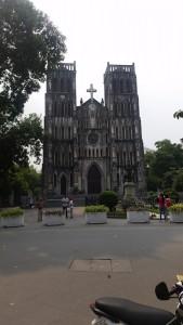St. Joseph's Cathedral Hanoi